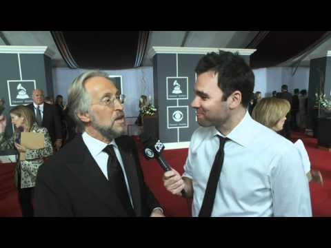 53rd Grammy Awards - Neil Portnow Interview