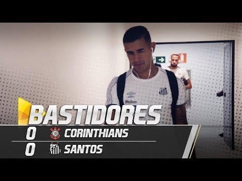 Corinthians 0 X 0 Santos | BASTIDORES | Paulistão (10/03/19)