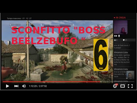"""Dying Light + The Following PS4 ITA WALKTHROUG - LET'S PLAY PT 6 """" UCCISO BOSS BEELZEBUFO """""""
