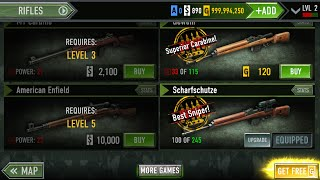 Video Games Frontline Commando: D-Day Hack Ver 3.0.4