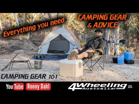 Camping Gear Everything You Need & Advice