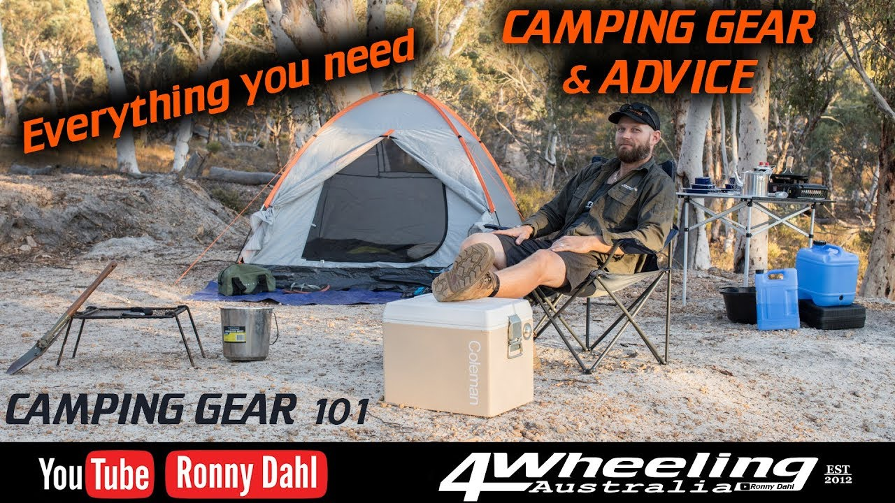 hot sale online 0b1b7 63c2a Camping Gear everything you need & Advice