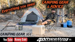 Camping Gear everything y๐u need & Advice