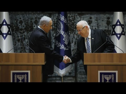 Israel: presidente Rivlin encarga formar gobierno a Netanyahu