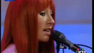 "Tori Amos ""Roosterspur Bridge"" Canada AM 2007"