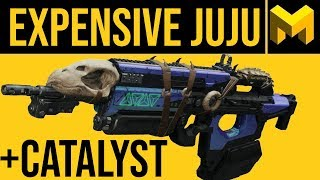 WTF IS THIS EXPENSIVE CATALYST? Bad Juju | Destiny 2 Shadowkeep