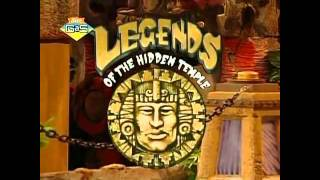 Legends of the Hidden Temple - Season 1, Episode 1 Blackbeard's Treasure Map Part 1 of 2