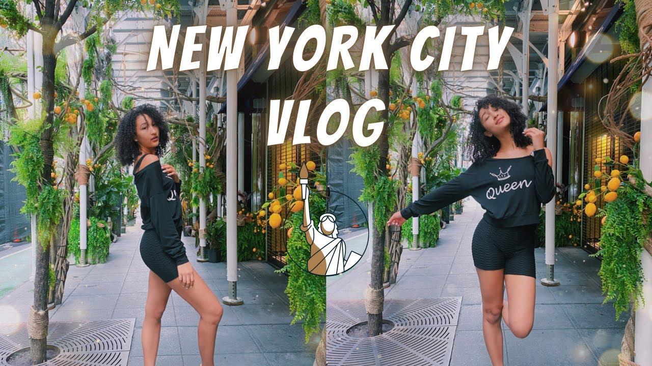 NYC VLOG 🗽Típico día de una dominicana viviendo en New York... No se lleven 😂 (Spanglish Vlog)