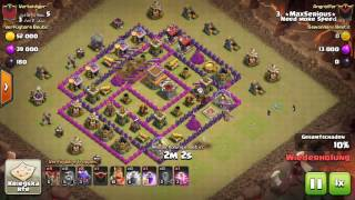 Clash of Clans NmS-Clankrieg #001