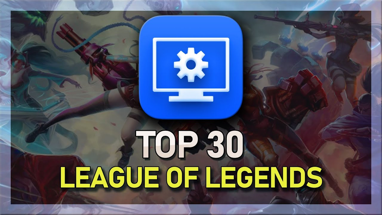Top 30 League Of Legends Lol Animated Wallpapers Wallpaper
