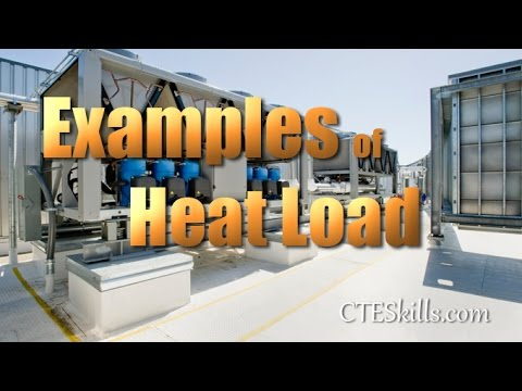 Heat Load Examples
