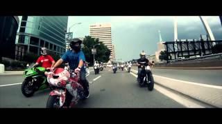 Сlip about motorcycles. Очень красивое видео