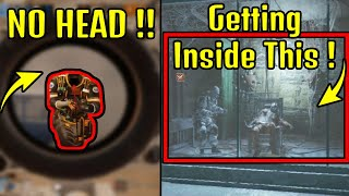 Download What Happens When You Get Inside Doc's Glass Cage | Headless Player !  - Rainbow Six Siege Mp3 and Videos