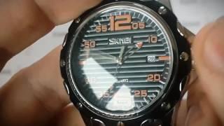 Мужские спортивные часы Skmei Robby. ОБЗОР  #1