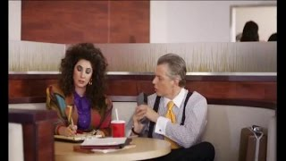 Tv Commercial Spot - Wendy's Monterey Ranch Crispy Chicken - Stuck In The 80's - Now Thats Better