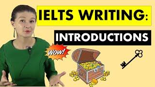 IELTS/TOEFL/ЕГЭ Writing: Как писать вступления [формула успешных ответов] Band 7-9, Task 2