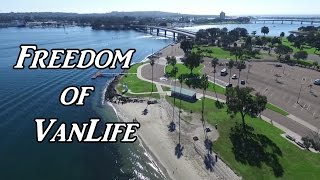 Freedom of VanLife Heading to RTR On the Road /