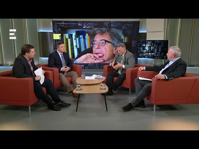 Sajtóklub (2018-01-15) - ECHO TV