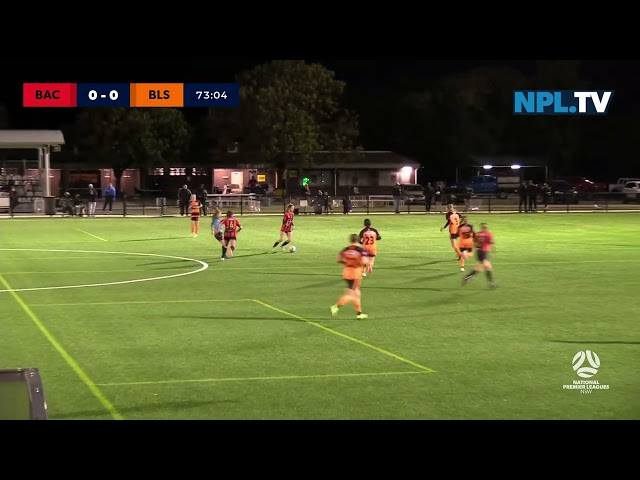 NPL NSW Women's Bankstown City FC v Blacktown Spartans FC - Round 2 Highlights