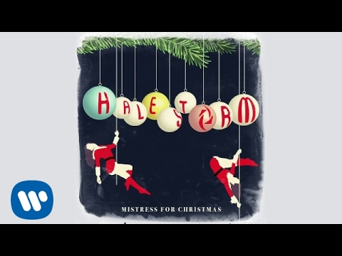 "Halestorm - ""Mistress For Christmas"" [AC/DC Cover - Official Audio]"