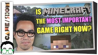 Is Minecraft the Most Important Game Right Now? | Game/Show | PBS Digital Studios