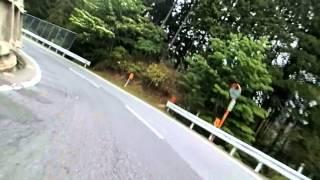 SV400 三重県道668号線 さるびの温泉~名阪国道南在家IC