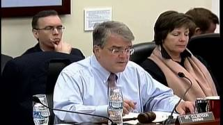 Oversight Hearing -- NASA, Ocean Worlds, House Appropriations Science Subcommittee, March 3, 2016
