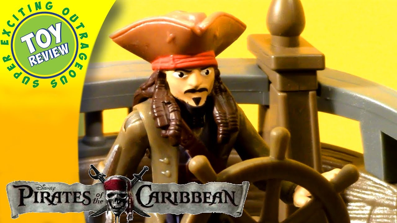 Pirates Of The Caribbean Spiel