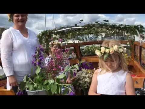 Helga (6): Derfor MÅ de vinne båtkonkurransen