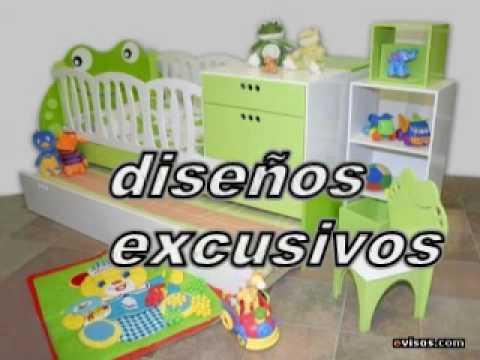 Cunas para bebe arequipa famutex youtube for Cunas para bebes