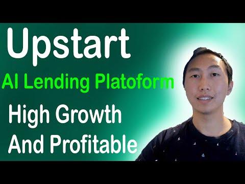 Upstart Stock IPO: AI Lending Platform Disrupting Personal Loan Industry (UPST)