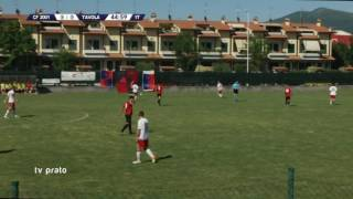 C.F.2001-Tavola 0-1 Prima Categoria Girone B Play-off
