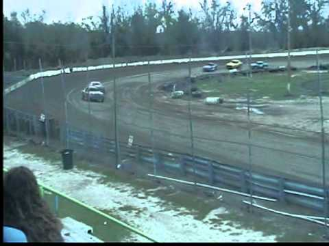 north florida speedway heat race