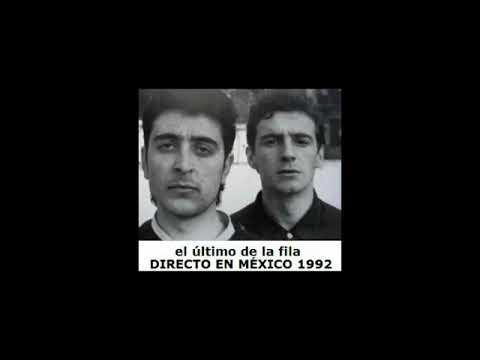 Músico Loco. El Último de la Fila. México 1992 mp3