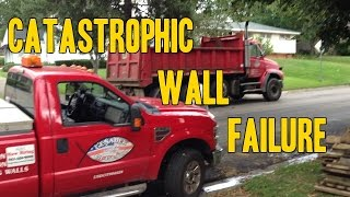 Catastrophic Retaining Wall Failure Goes to Court in St.Paul MN thumbnail