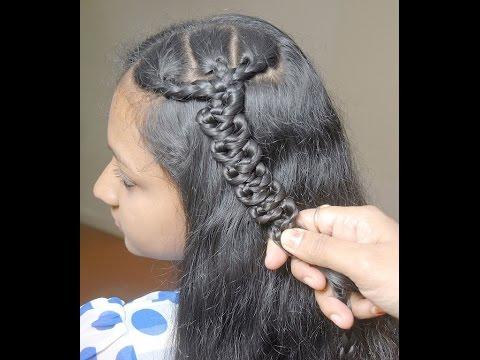 Siga singaaram-11 (hair style videos by eenadu.net)