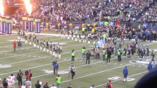 Seattle Seahawks intro NFC Championship vs 49ers