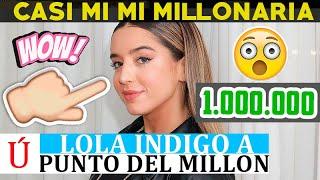 Lola Índigo a punto de convertirse en 'millonaria': el estado de gracia de la de Operación Triunfo