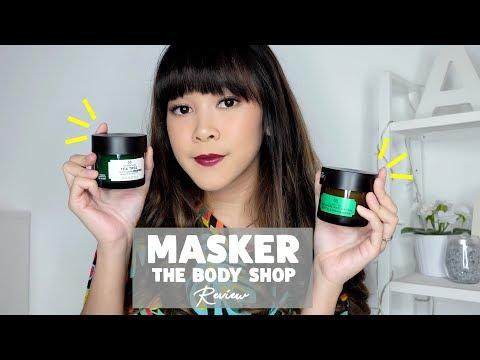 Masker untuk Kulit Berjerawat (Tes 1 Minggu Pakai) / The Body Shop Mask Review - Almiranti Fira