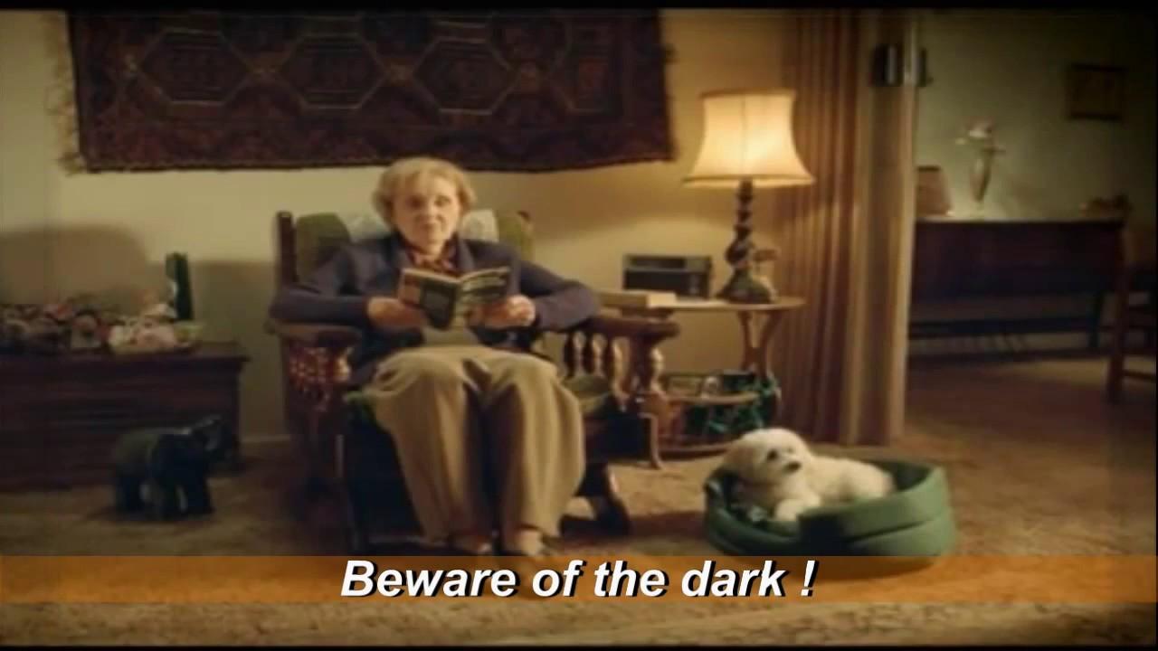 Granny Kisses Dogs Butt  - Youtube-8624
