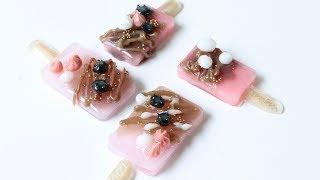 【ハッピーストロベリー!!】ストロベリーチョコアイス \材料がキットで...