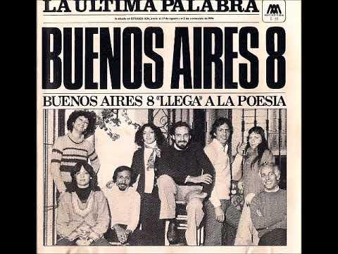 Buenos Aires 8 - La última palabra (1976)