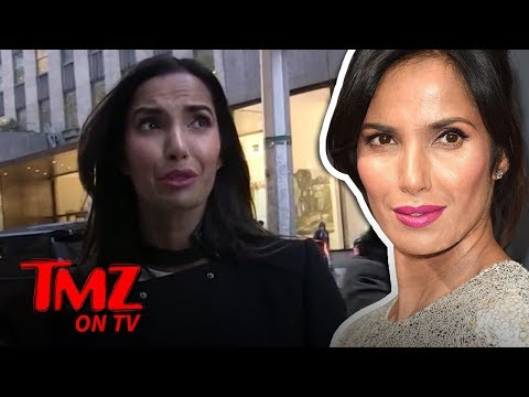 Padma Lakshmi Says Trump Sucked The Funny Out Of The World | TMZ TV