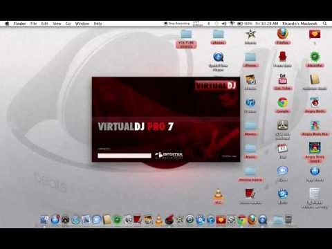 how to download virtual dj pro 7 for mac or windows 7