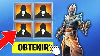 HOW to HAVE the 4 STEPS of the SKIN PRISONNIER ON FORTNITE !!!!!!!