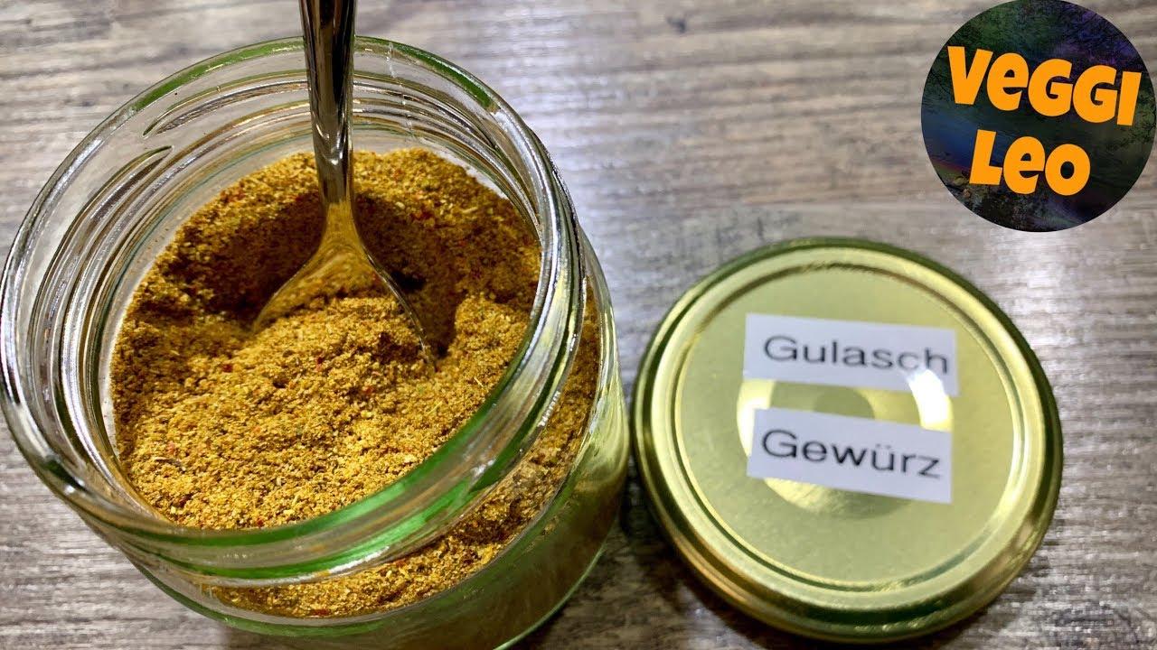 Gulasch Gewürz Einfach Selber Machen