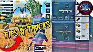 🔥PUBG MOBILE - Best Tips & Tricks For Beginners On Android/IOS In HINDI🔥|| PART 1
