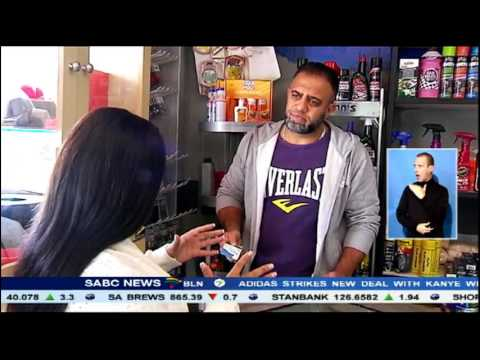 SABC EXCLUSIVE: Illegal selling of Blue Lights in Rodepoort