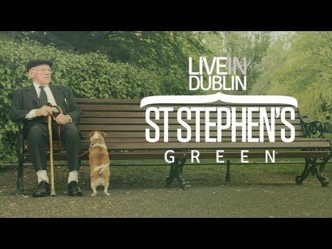Seda Live in Dublin: St. Stephen's Green