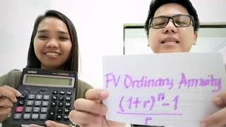 HOW TO COMPUTE FOR PRESENT VALUE FACTOR AND FUTURE VALUE FACTOR USING BASIC CALCULATOR